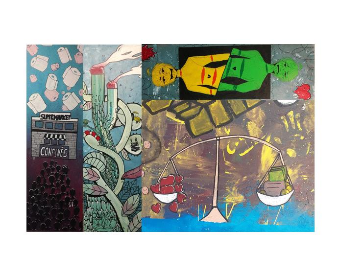Street Art à Notre Dame de Sion